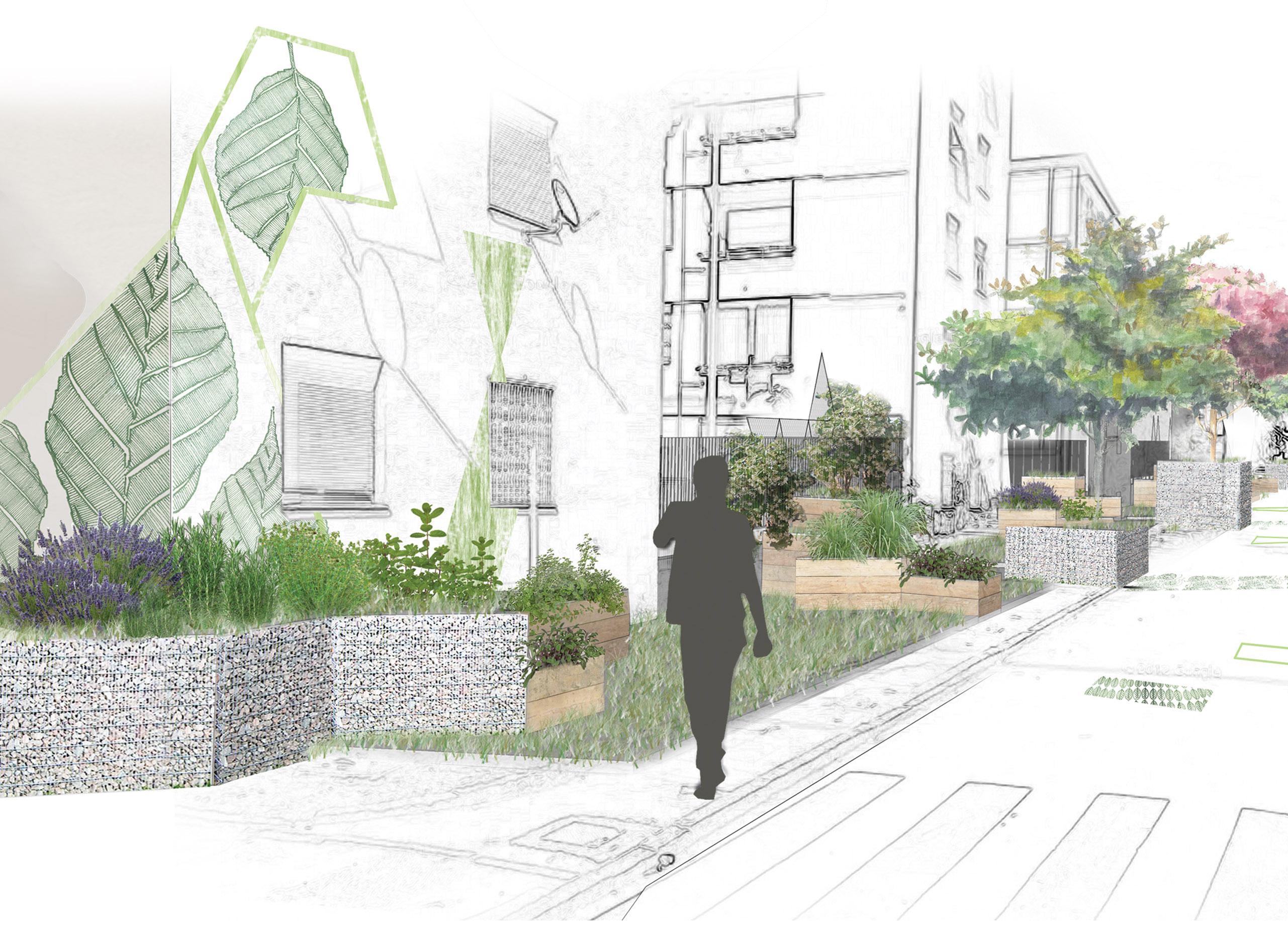 +1m² : Make It Green :: Future Architecture Platform