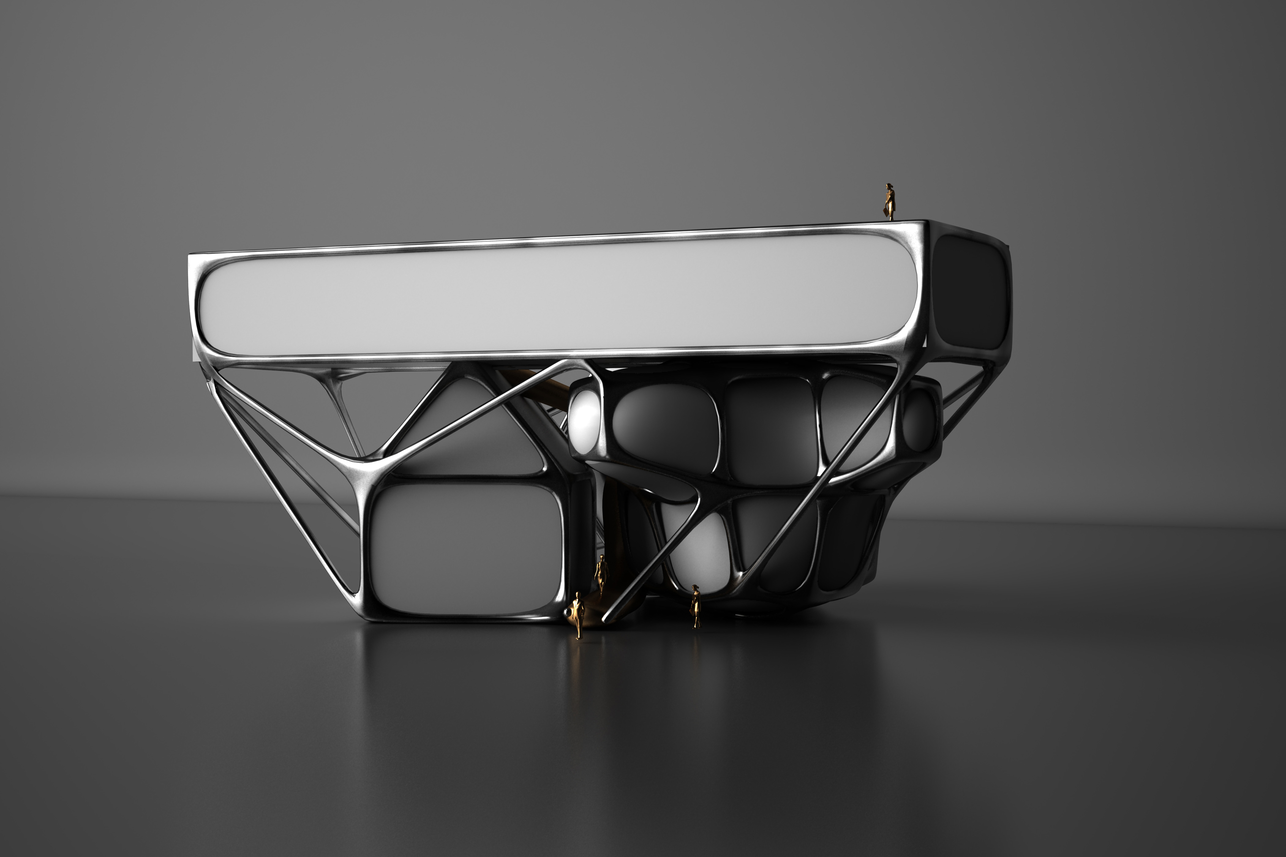 ANYTHING_2 Impressionnant De Table Transformable Concept