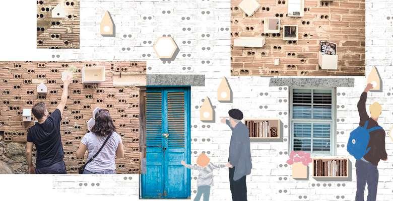 Plug In FaÇades Hacking Urban Design For Solving Mundane Problems Citizens Become Makers