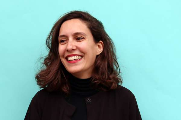 Mariana Pestana / Architect and curator, Co-founder of the Decorators; Curator of the 5th Istanbul Design Biennial in 2020