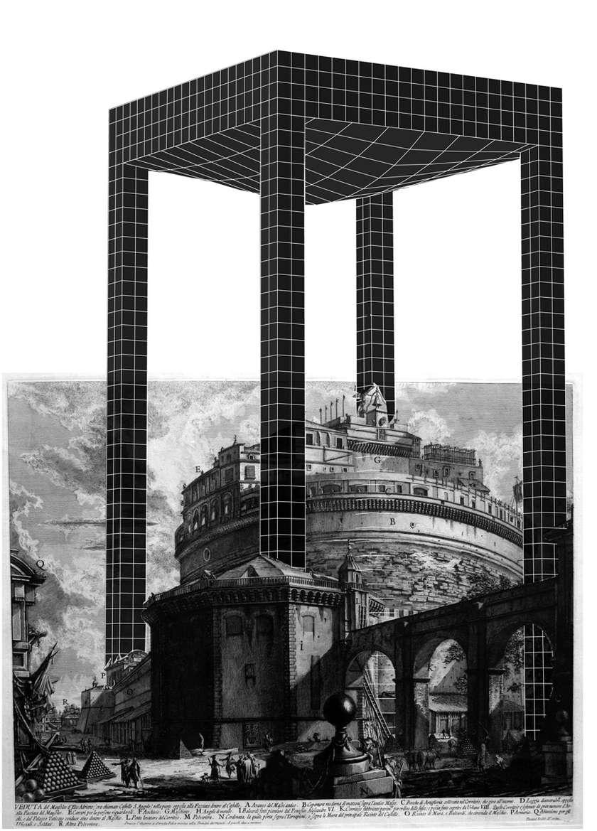Ephemeral eternity future architecture for Europeo arredamenti mosciano sant angelo