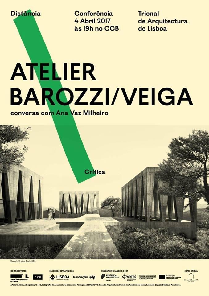 Critical Distance #1 Kicked Off by Studio Barozzi Veiga