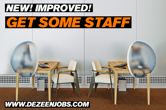 Dezeen Jobs, The Sister Site Of Online Architecture And Design Magazine  Dezeen Is The Worldu0027s Most Vibrant And Effective Jobs Board For The Global  ...