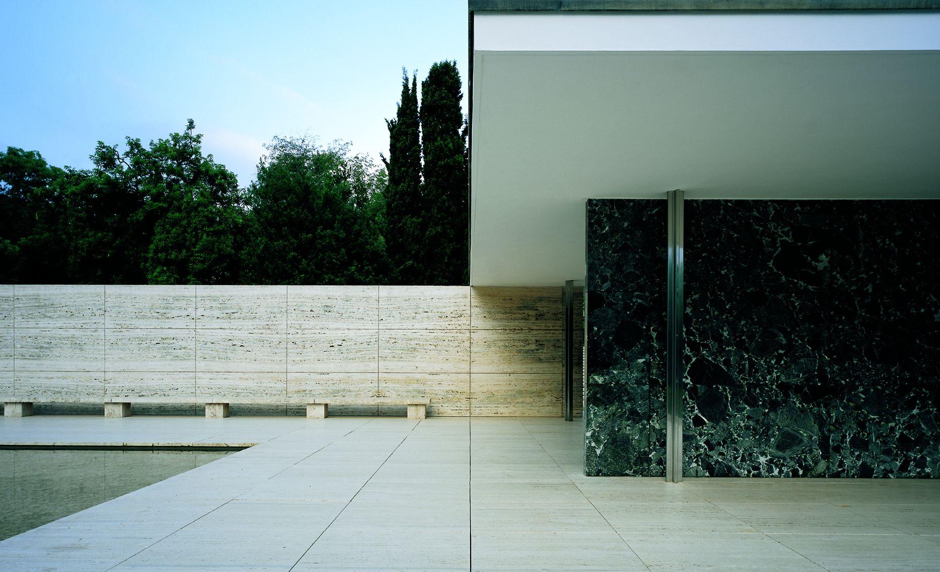Members future architecture platform - Mies van der rohe sedia ...